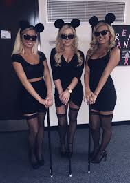 3 Blind Mice Costume Group Costume Ideas Her Campus