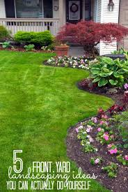 Front Yard Gardens Ideas Remodelaholic 5 Front Yard Landscaping Ideas You Can Actually Do