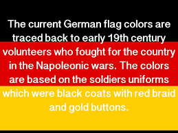 Germany Flag Colors World History By Gwendeline Lebzelter
