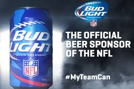 where can i buy bud light nfl cans bud light releases new nfl team specific cans modern thrill