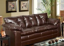 Bonded Leather Sofa Sectional Simmons Panama Bonded Leather Sectional Simmons