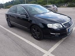 2007 volkswagen passat 2 0 tdi dpf sport 170ps black 6 speed