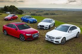 audi a4 comparison audi a4 v bmw 3 series v jaguar xe v lexus is v mercedes c class