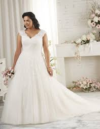 plus size wedding dress designers plus size wedding dress designer pluslook eu collection