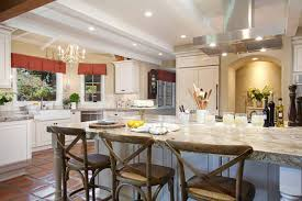 Country Kitchens With White Cabinets by Kitchen Cabinets French Country Decorating Ideas On A Budget