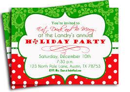 christmas party invitation ideas reduxsquad com