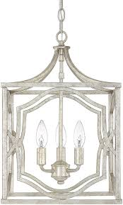 Antique Silver Pendant Lights Capital Lighting 9481as Blakely Antique Silver Foyer Lighting