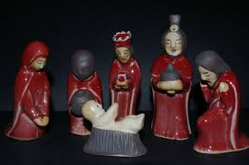 asian artworks gallery archive nativity set