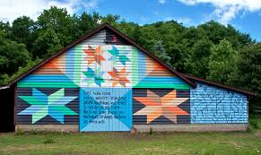 Barn Murals Bill Dunlap Art