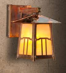 mission style outdoor wall light lighting design ideas mission style craftsman outdoor awesome 5