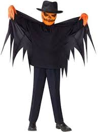 Scary Halloween Costumes Kids Pumpkin Slayer Boys Scary Halloween Costumes Fun