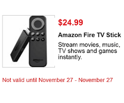 black friday discounts on amazon amazon fire tv stick deal at meijer u0027s black friday sale