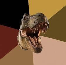 Meme T Rex - create meme raging t rex