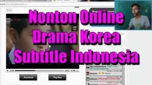 film korea sub indo streaming cara nonton online drama korea subtitle indonesia nontondramamu me