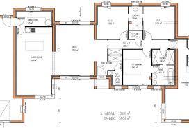 plans maison plain pied 4 chambres plan maison plain pied 200m2 scarr co
