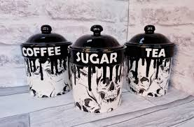 kitchen storage canister kitchen storage canisters tea coffee suger jars