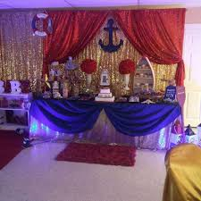 nautical theme baby shower decorations wedding decor