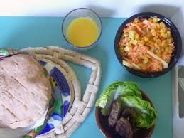 defi cuisine salpicao brésilien et cevapi croates pour le coup d envoi du défi