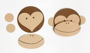 image gallery monkey craft