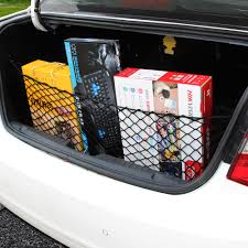 nissan rogue boot space universal envelope style trunk cargo net for nissan qashqai armada