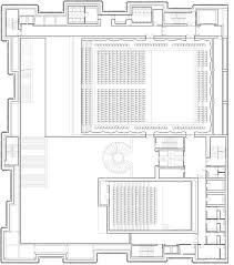 Concert Hall Floor Plan Eumiesaward