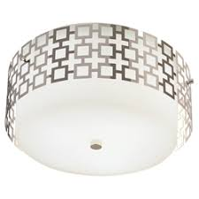 Flush Mounted Ceiling Lights by Bling Flush Mount Ceiling Light Collectic Home