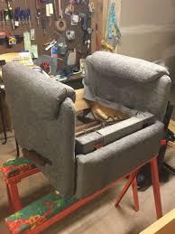 La Z Boy Recliner Lake by Custom Upholstery Of Vintage La Z Boy Recliners Springfield Mo