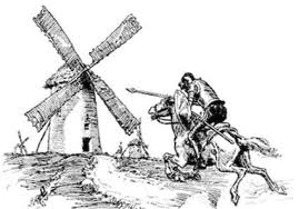 don quixote windmill the networking nerd