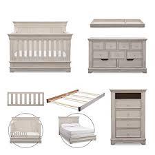 amazon com simmons kids tivoli 6 piece nursery furniture set