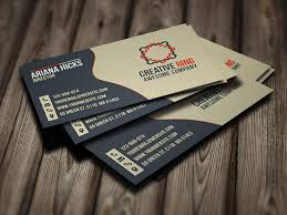 Photography Business Cards Psd Free Download Free Psd Creative Ring Business Cards