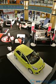 2013 kia picanto previewed at go xtra campaign prize presentation
