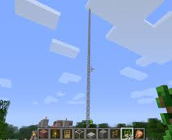 radio tower creation radio tower 1 minecraft creations wiki fandom powered