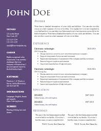 doc templates resume free resume template downloads beautiful resume word doc template 7