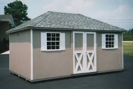 shed style roof hip roof sheds archives portable buildings inc milford de