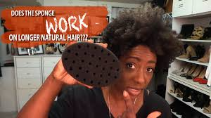 what is a cruddy hair style natural hair the sponge method on longer natural hair does it