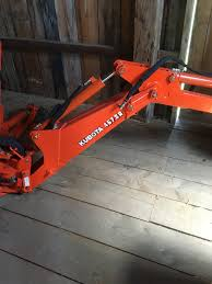 backhoe for l3301 orangetractortalks everything kubota