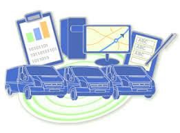vehicle gps tracker car truck van motorbike tracking in real time