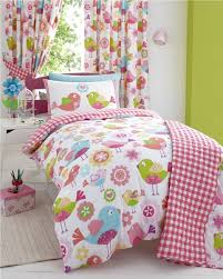 Single Duvet Covers And Matching Curtains Girls Single Duvet Cover Sets Bedding Unicorn Flower Horse Heart