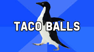 Socially Awkward Penguin Meme Generator - awkward situations taco balls need for speed rivals gameplay