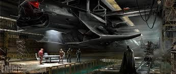 batman invites u0027justice league u0027 members to batcave in new concept art