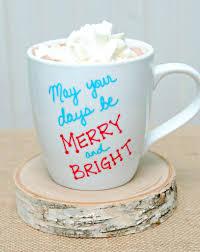 Amazing Mugs by 15 Minute Holiday Sharpie Mugs