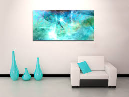canvas painting for home decoration wall art design abstract canvas wall art square four piece blue