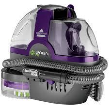 Purple Carpets Spotbot Pet Robotic Portable Carpet Cleaner 2114 Bissell Carpet