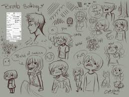 sai brush setting and doodles by catclock on deviantart