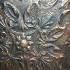 Tin Ceiling Xpress tin ceiling xpress antique copper patina finish nana u0026 papa u0027s