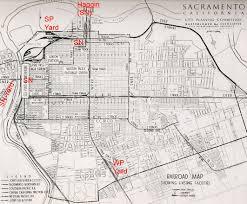 Metra Rail Map R Street Layout