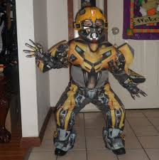 Transformer Halloween Costume Transformers Bumblebee Costume Http Www Kids Toys Parents Love