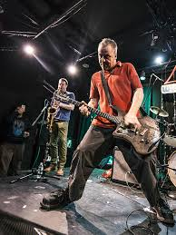 the ex the ex ken vandermark played two nyc area shows pics setlist