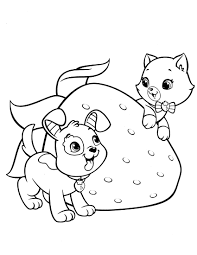 strawberry shortcake coloring pages to print strawberry shortcake coloring page eboş pinterest patterns