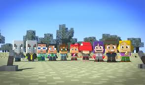 Challenge Minecraft The Minecraft Miniseries Trailer Minecraft